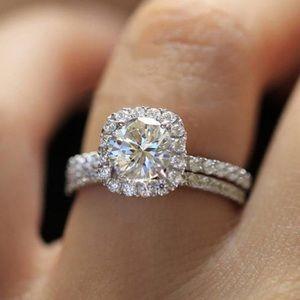 Jewelry - 14k GP 2pec Sapphire Ring